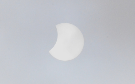 Partial Solar Eclipse 1042